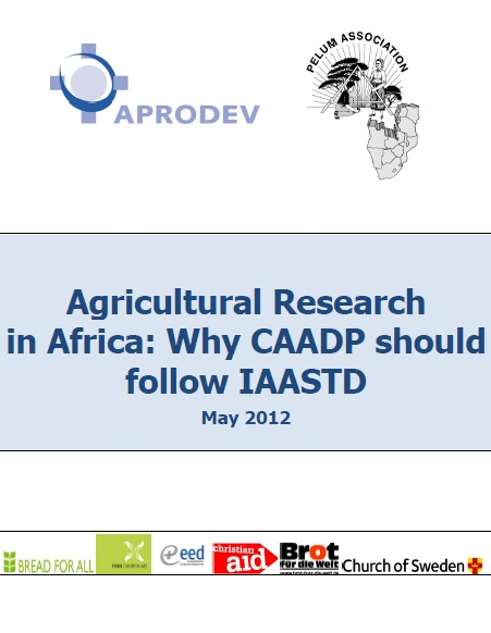 agricultural development fao paper policy research research technology
