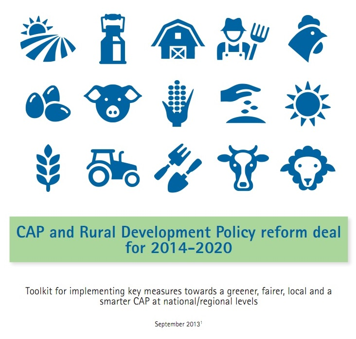 caa29f8a675 A vital and timely new Toolkit on the Common Agriculture Policy and Rural  Development in the EU has been released by the ARC2020 team.
