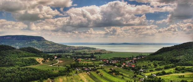 Balaton Hungary Landscape via wikicommons. by http://commons.wikimedia.org/wiki/User:Themightyquill
