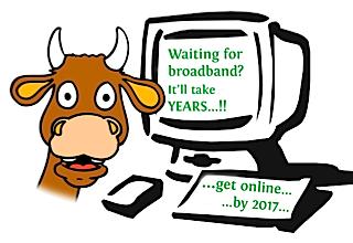 UK rural broadband 2017 fiasco   Agricultural and Rural