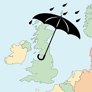 Rainy day for UK farming
