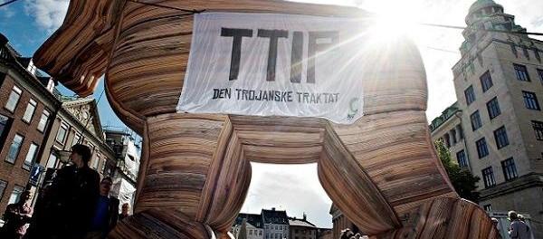 Friends of the Earth TTIP Trojan Horse