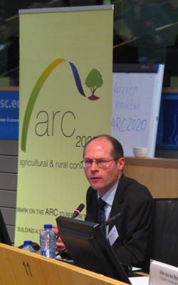 Olivier de Schutter at Arc2020 Conference