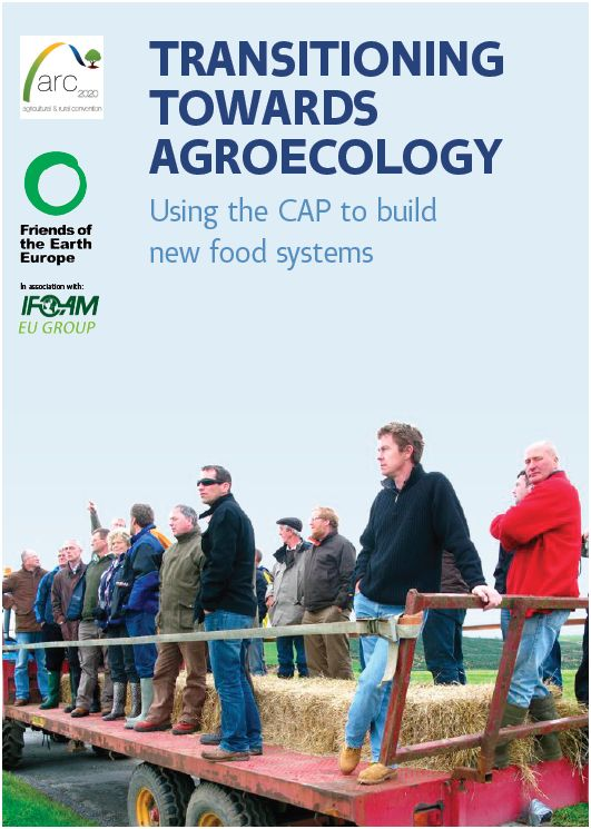 Transitioning Towards Agroecology Brochure