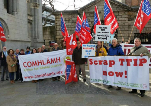 Ttip Very Negative Impacts Says Irish Farmers Association