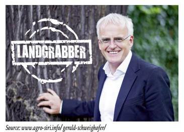 Gerald Schweighofer: Forest Grabber