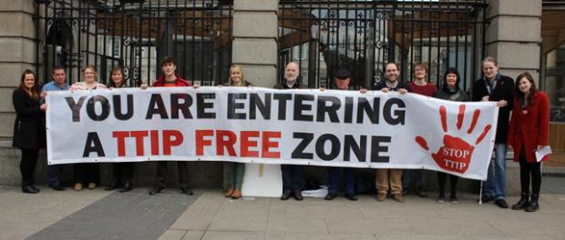 TTIP free zone Ireland