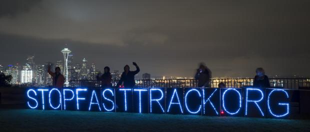 no fast track