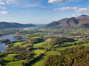 """""""Keswick Panorama - Oct 2009"""" by Diliff - Own work. Licensed under CC BY-SA 3.0 via Wikimedia Commons"""