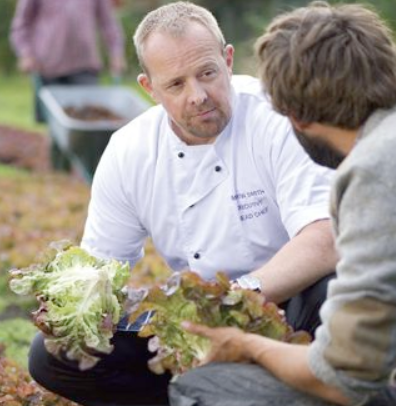 Manchester Veg People: Chef and Grower meet up
