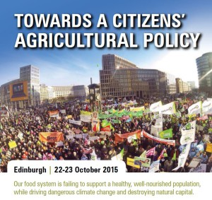 towards a citizens' agricultural policy