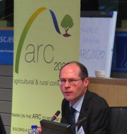 Olivier de Schutter at the ARC2020 Good Food Good Farming conference Brussels February 2015