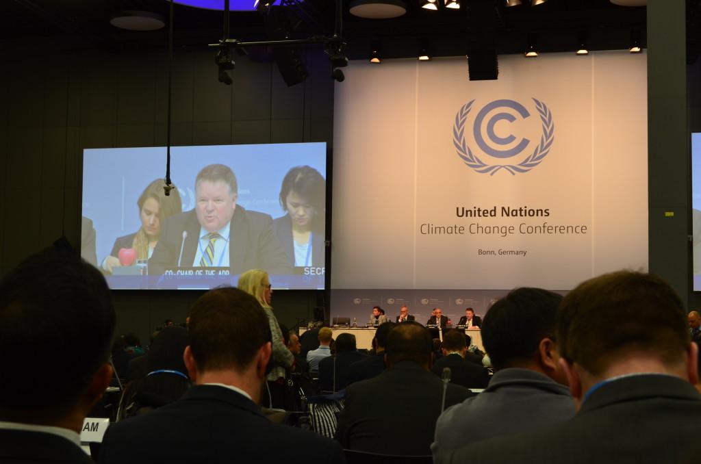 UN Climate Talks Bonn (c) Pavlos Georgiadis