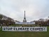 Stop Climate Chaos trip to Paris (c) Eoin Campbell