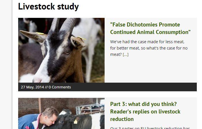livestock study