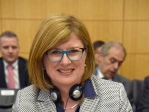 Gabriela Matečná, Slovak Republic Minister of Agriculture and Rural Development