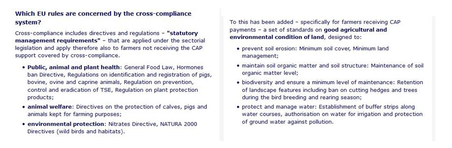 Future of CAP - is the Commission ambitious or backsliding