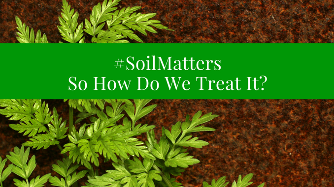 #SoilMatters Report