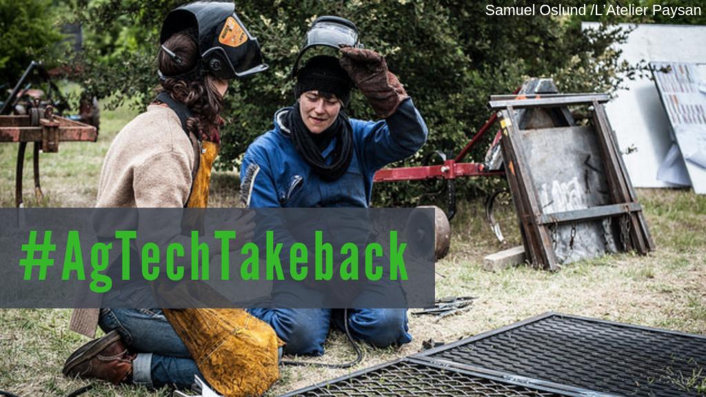 #AgTechTakeback Debate